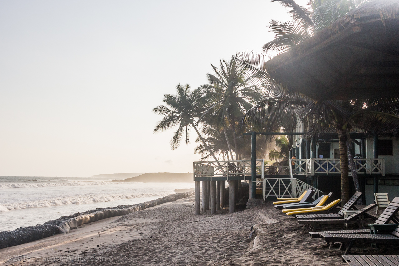 beaches in Ghana, beaches in Accra, beaches out of Accra, Anomabo beach